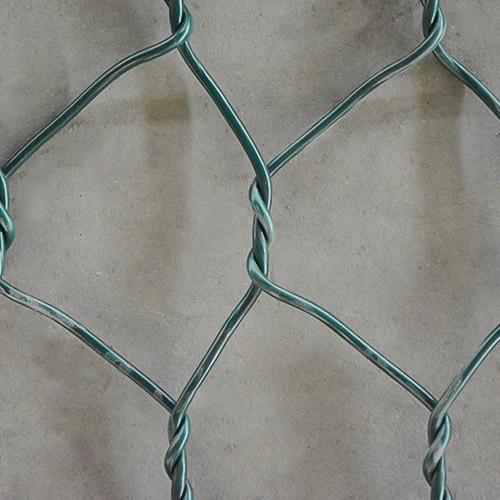 三拧绿格石笼网